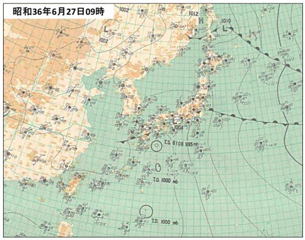 昭和36年梅雨前線豪雨 (36.6伊那谷大水害)_3