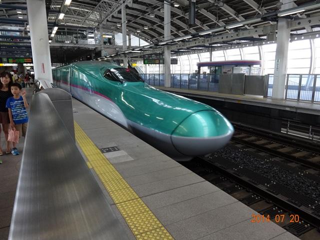 東北新幹線2-1