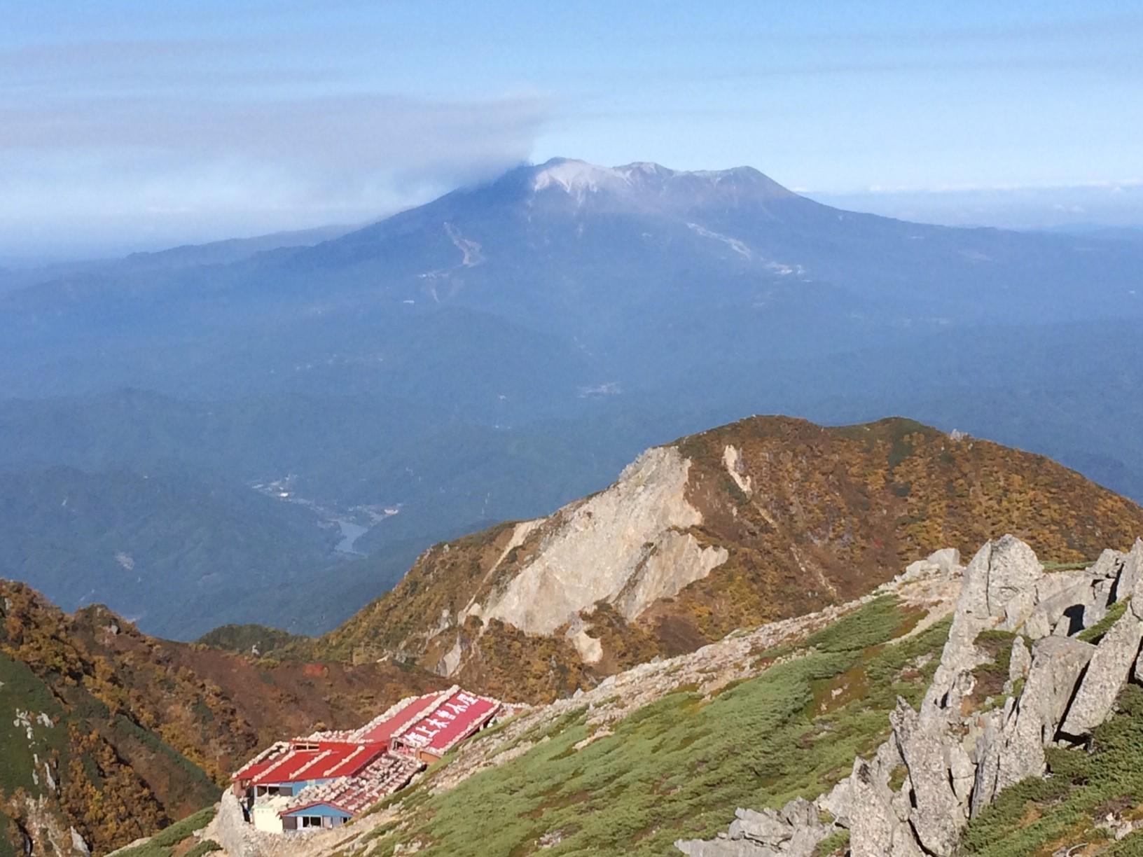 御嶽山噴火2