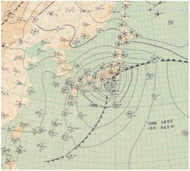 狩野川台風