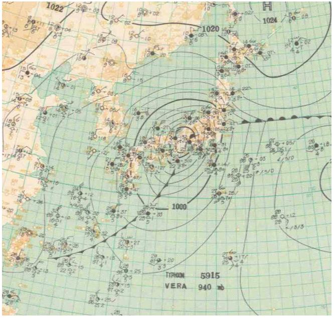 伊勢湾台風