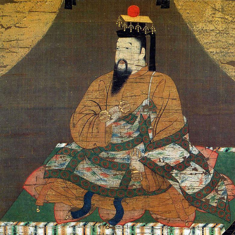 後醍醐天皇