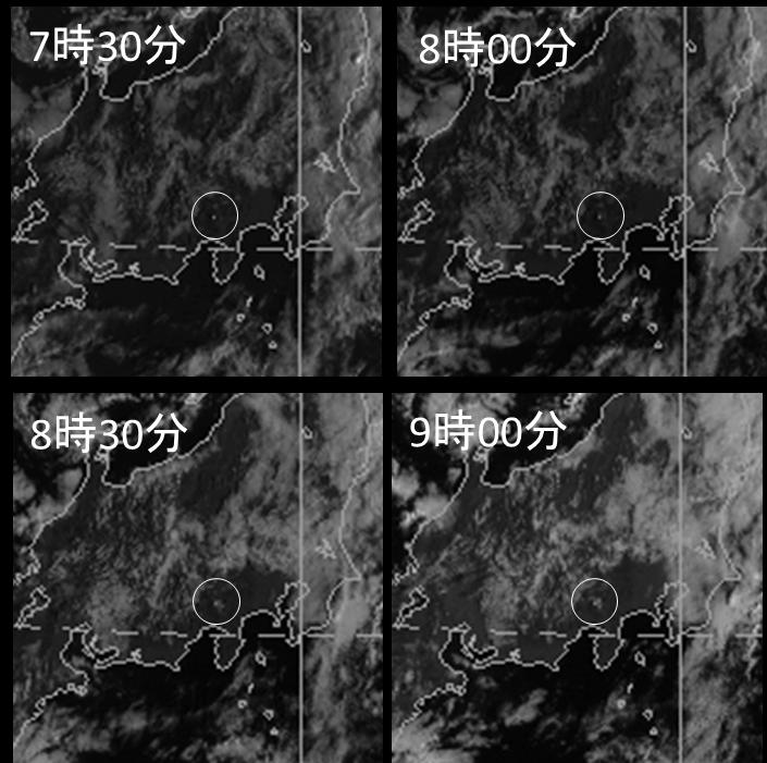 富士山初冠雪_3