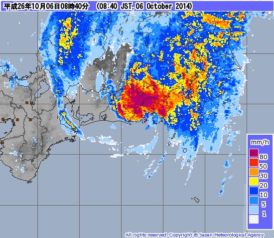 2014年の上陸台風_2