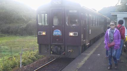 渡良瀬渓谷鉄道車両3
