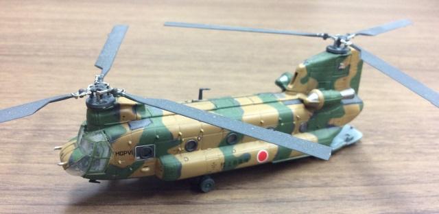 CH-47J写真