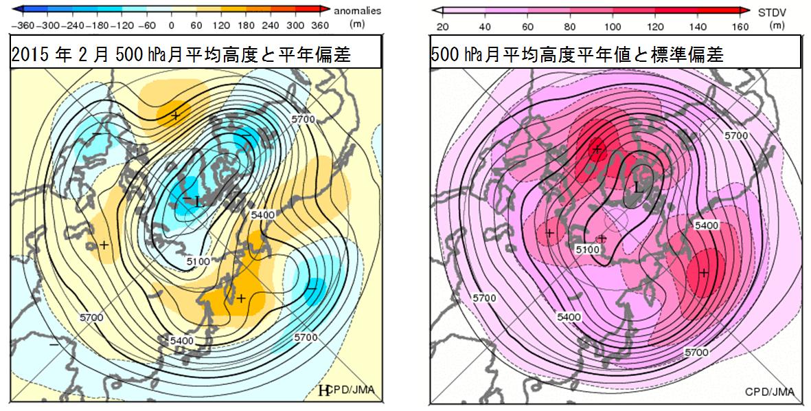 2月の北海道は極端な天候だった_5