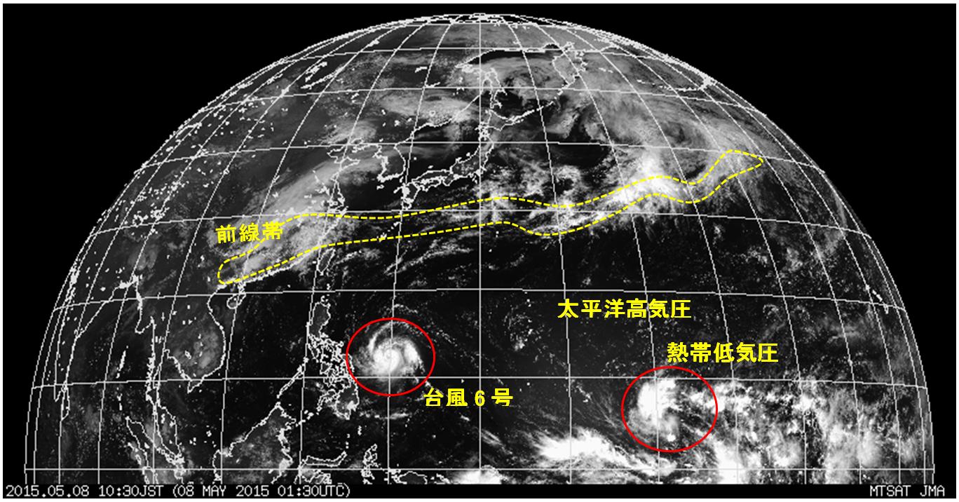 早くも台風接近ですか。_2