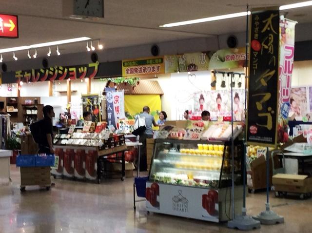 宮崎空港売店