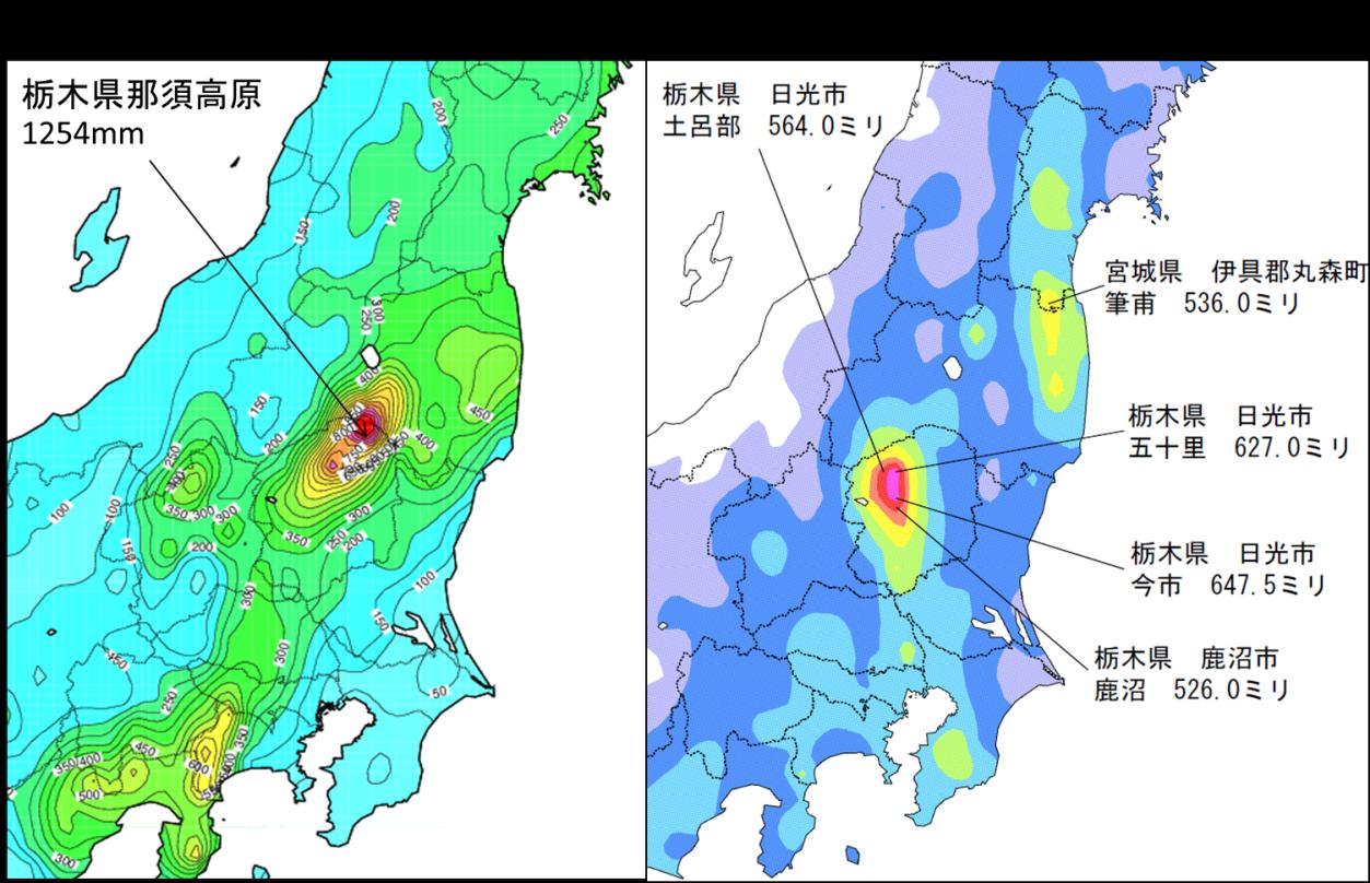 栃木県の記録的な大雨と茨城県の水害_4
