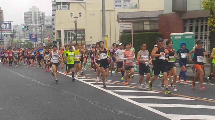 さいたま国際マラソン2