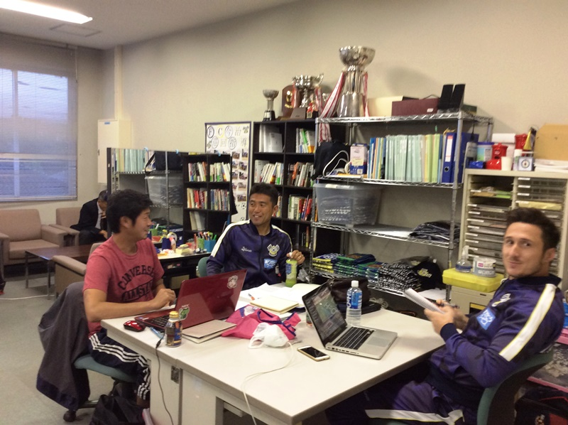 FC今治事務所