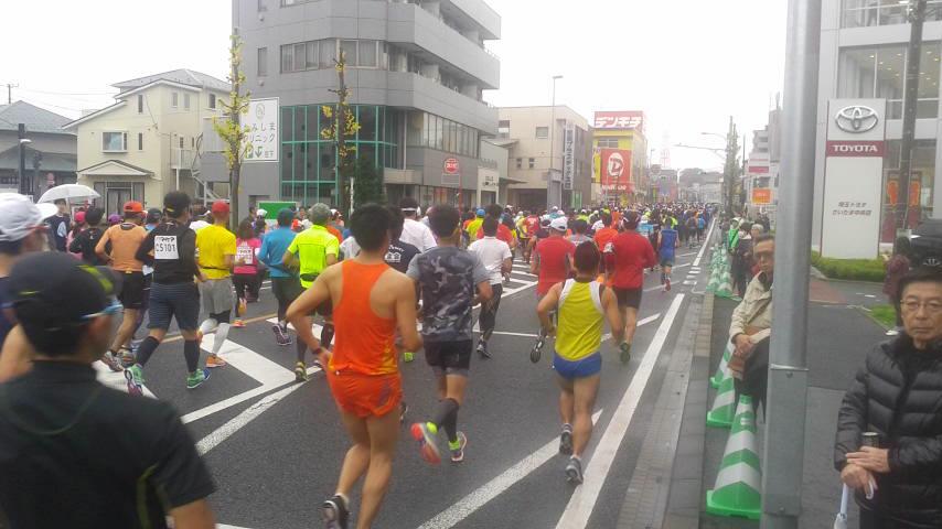 さいたま国際マラソン4