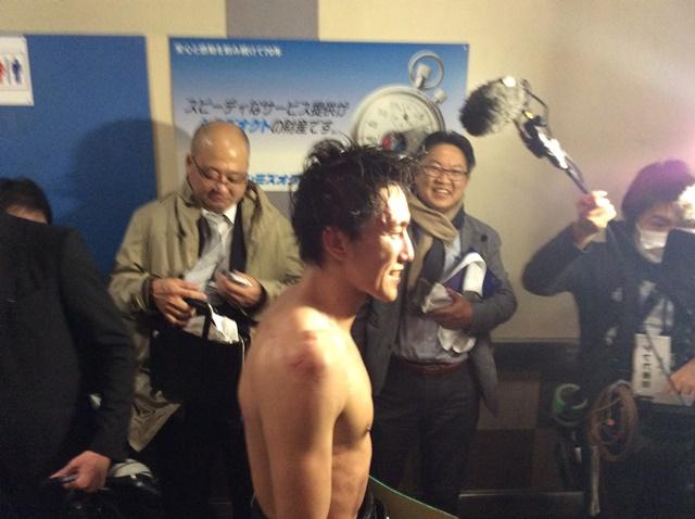 日本タイトルマッチ7