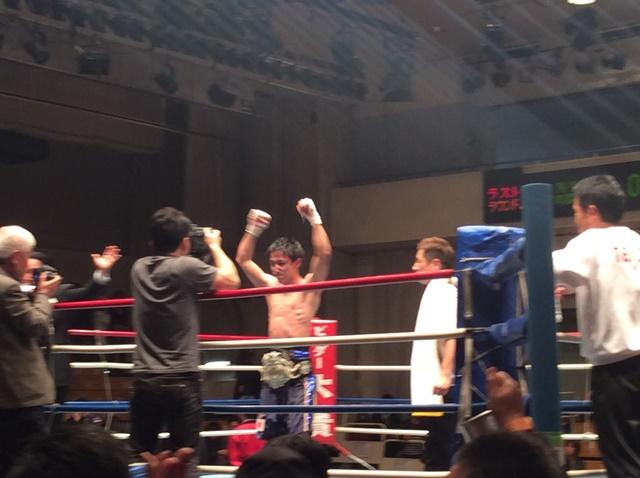 日本タイトルマッチ6