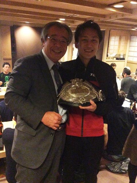 日本タイトルマッチ11