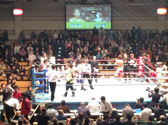 日本タイトルマッチ4