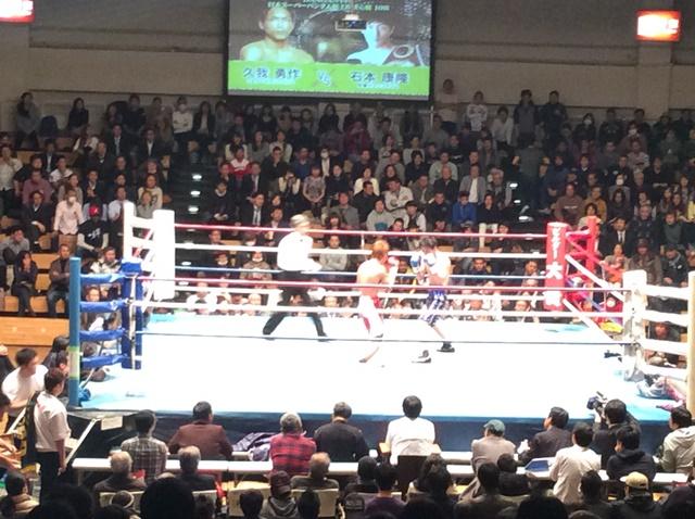 日本タイトルマッチ3
