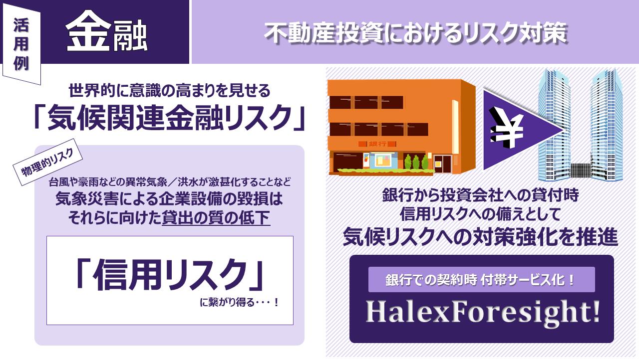 気象災害リスクモニタリングシステム紹介9