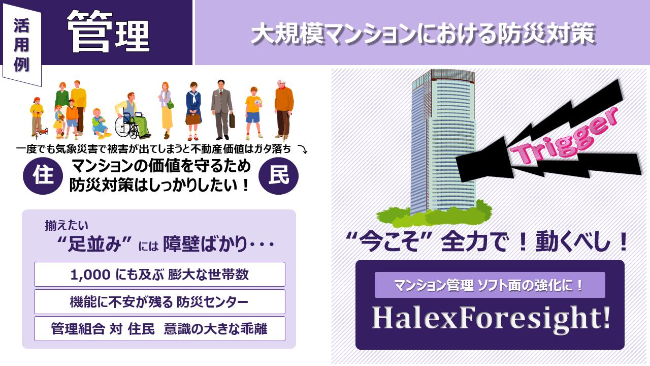 気象災害リスクモニタリングシステム紹介10
